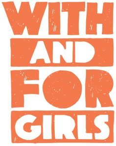 With and For Girls logo