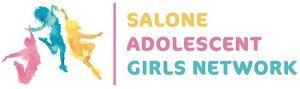 Salone Adolescent Girls Network logo